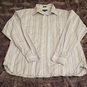 J.CREW 100% Cotton From Portugal Button Down Shirt